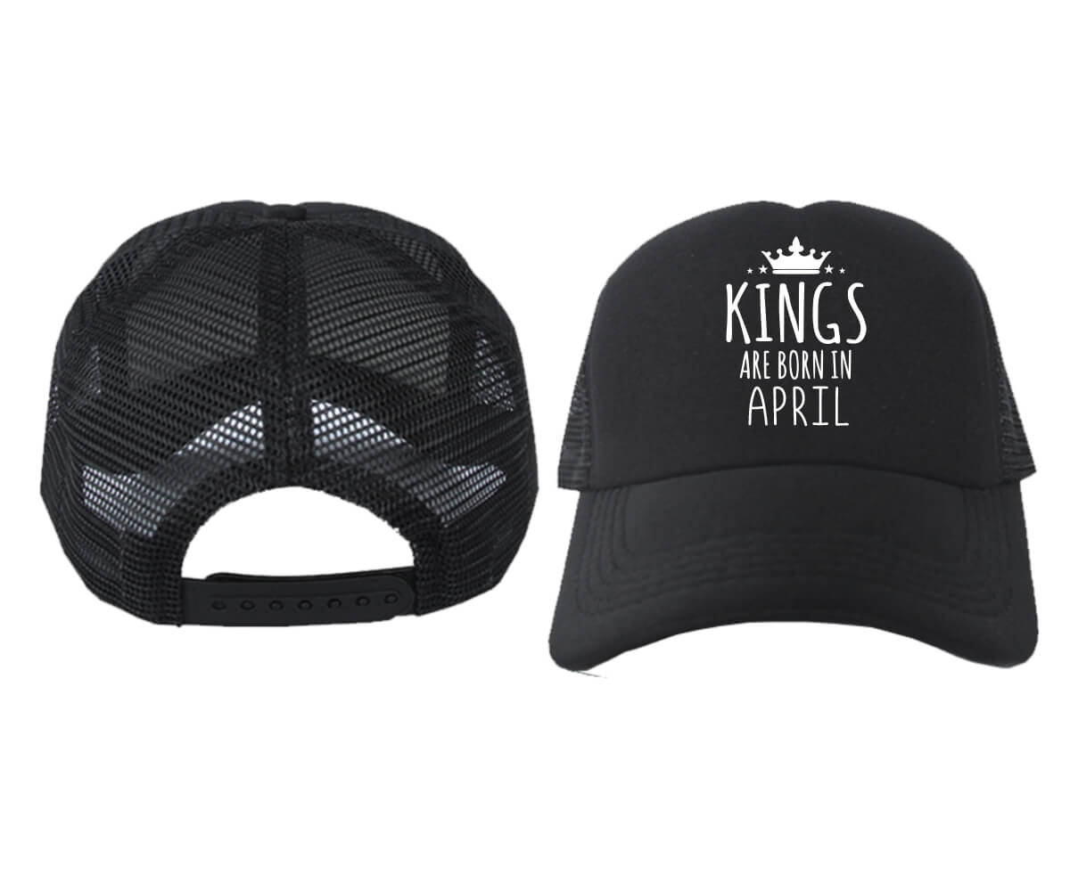 TRUCKER-KING-ARE-BORN-BLACK-APRIL