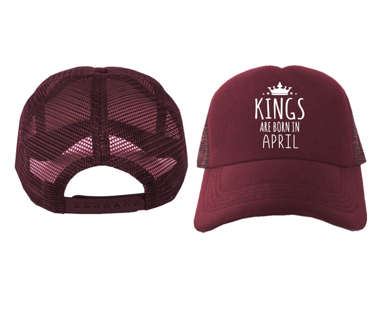 TRUCKER-KING-ARE-BORN-MAROON-APRIL