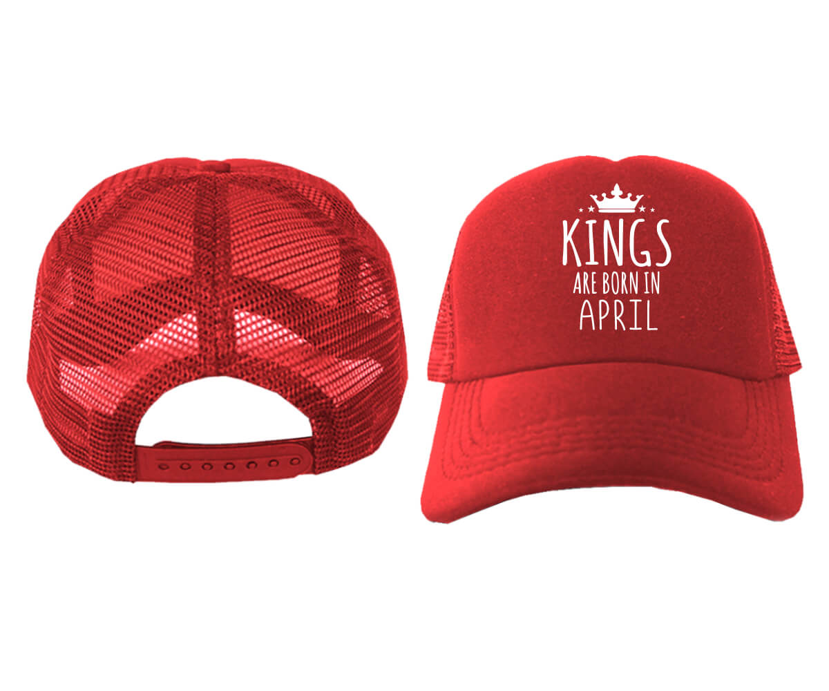 TRUCKER-KING-ARE-BORN-MERAH-APRIL