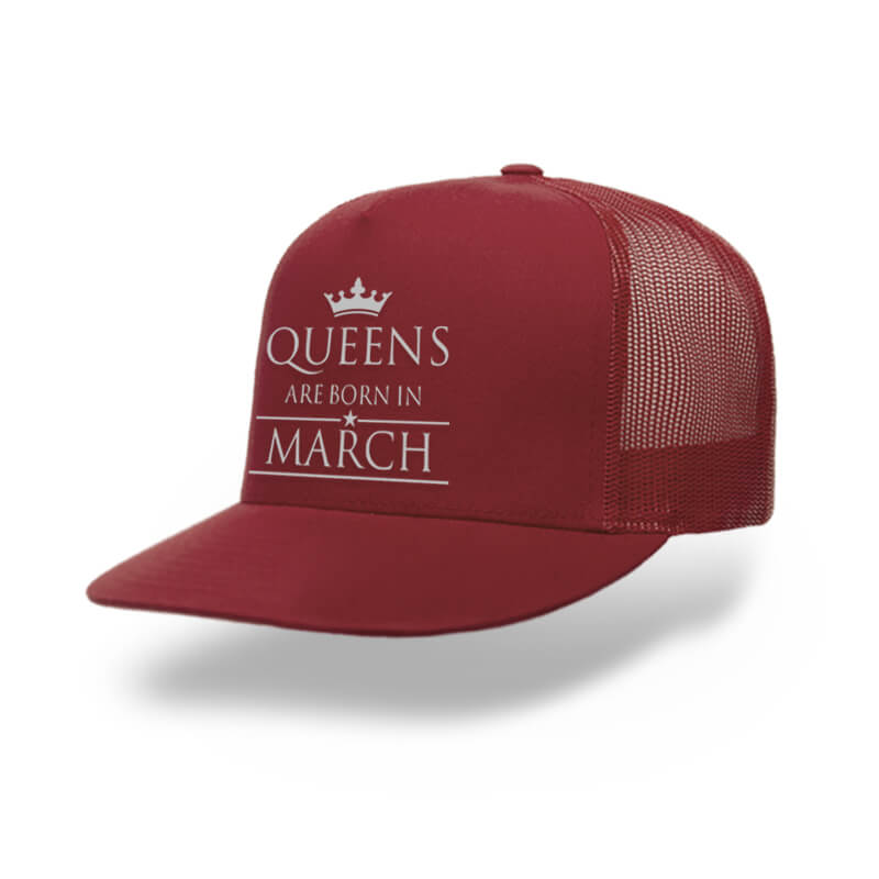 TRUCKER-MAROON-LEGEND-ARE-BORN-IN-MARCH