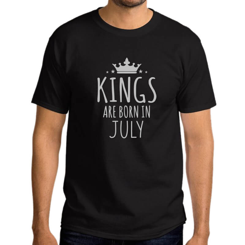 TSHIRT-BLACK-LEGENDS-ARE-BORN-IN-JULY