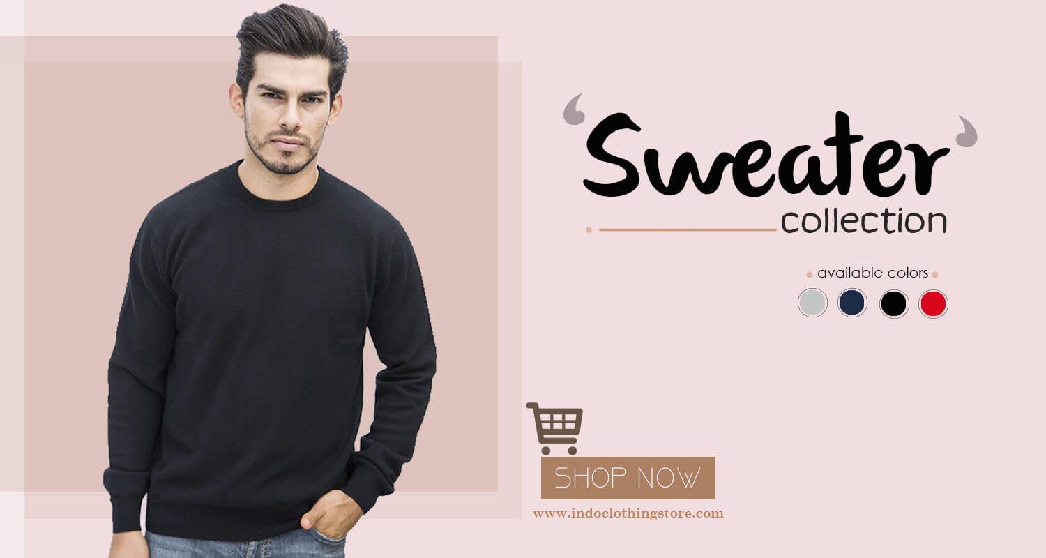 BANNER SWEATER