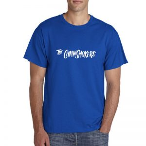 T-SHIRT-BIRU-THE-CHAINSMOKERS