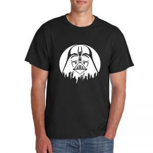 T-SHIRT - DARTH VADER - BLACK