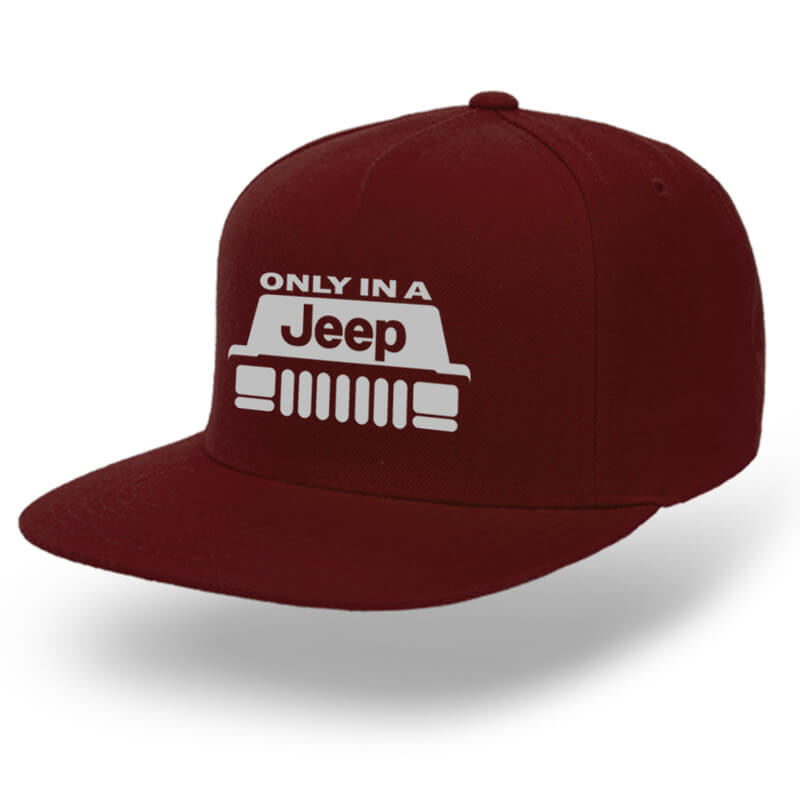 SNAPBACK-MARUN-ONLY-IN-JEEP