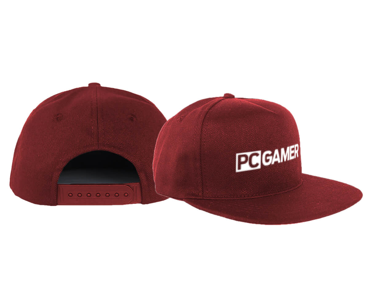 SNAPBACK-PC-GAMER-MAROON