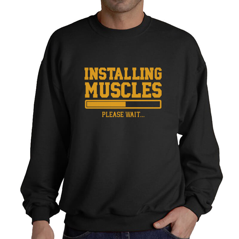 SWEATER-BLACK-GOLD-INSTALLING-MUSCLES