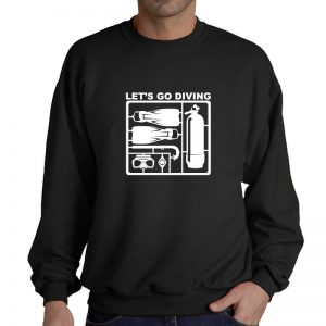 SWEATER-LET_S-GO-DIVING-BLACK