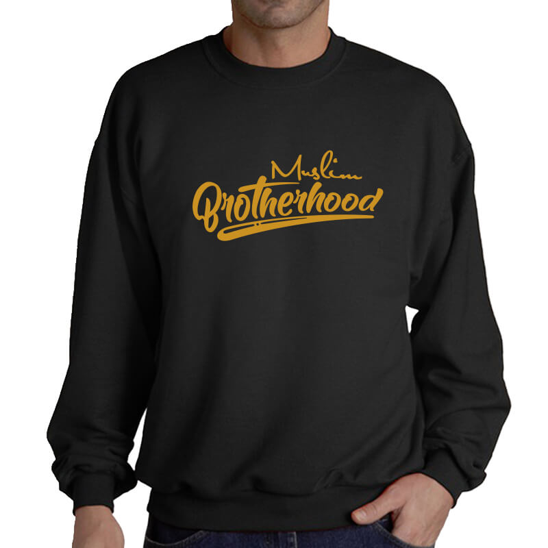 SWEATER-MUSLIM-BROTHERHOOD-BLACK-GOLD
