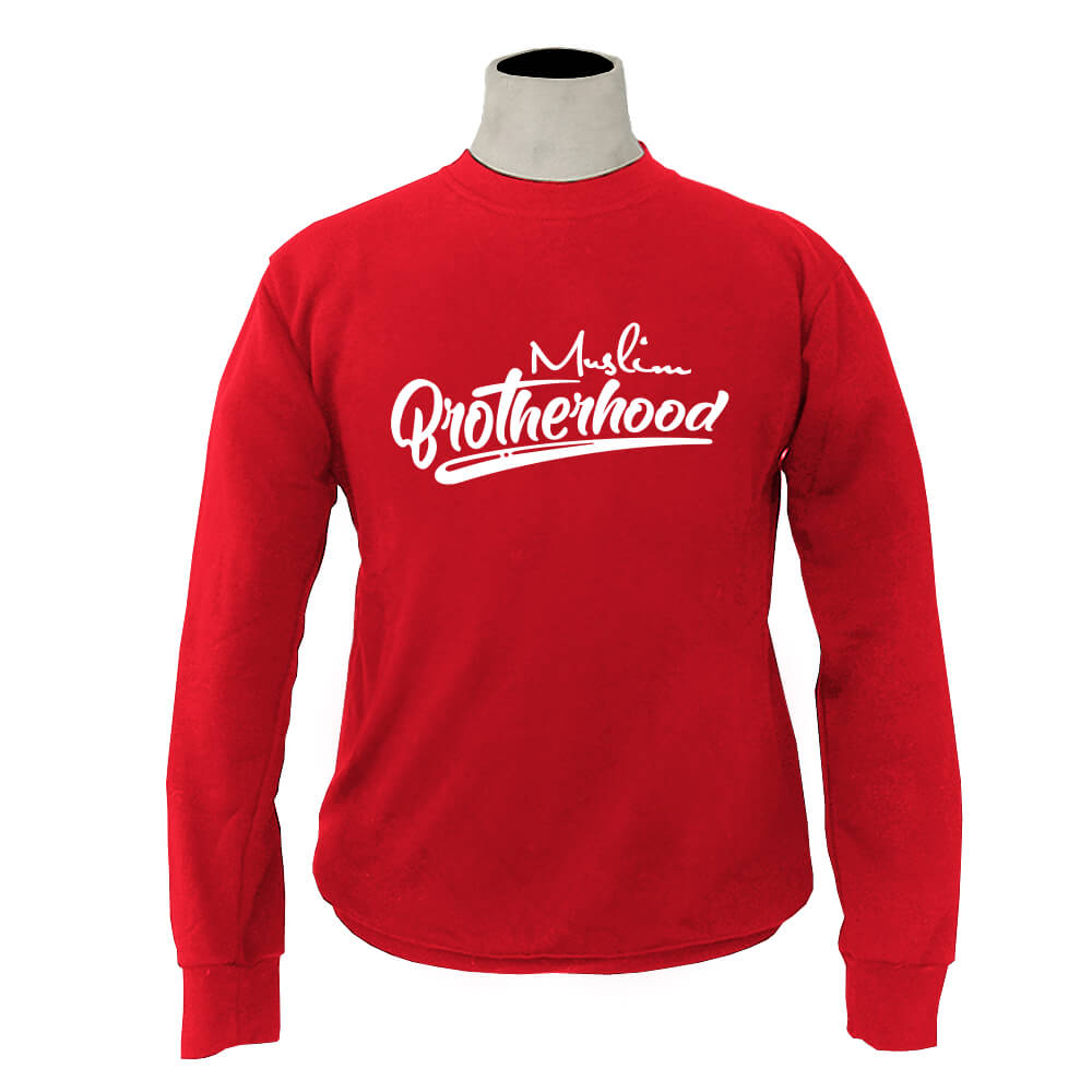 SWEATER-MUSLIM-BROTHERHOOD-MERAH