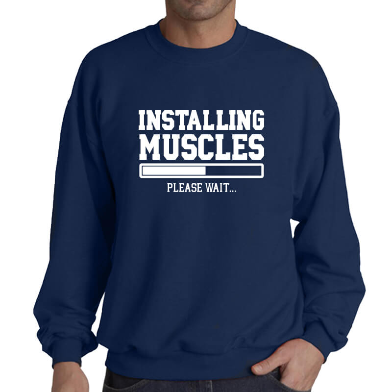 SWEATER-NAVY-INSTALLING-MUSCLES