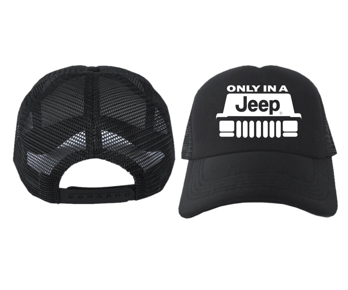 TRUCKER-ONLY-IN-A-JEEP-BLACK