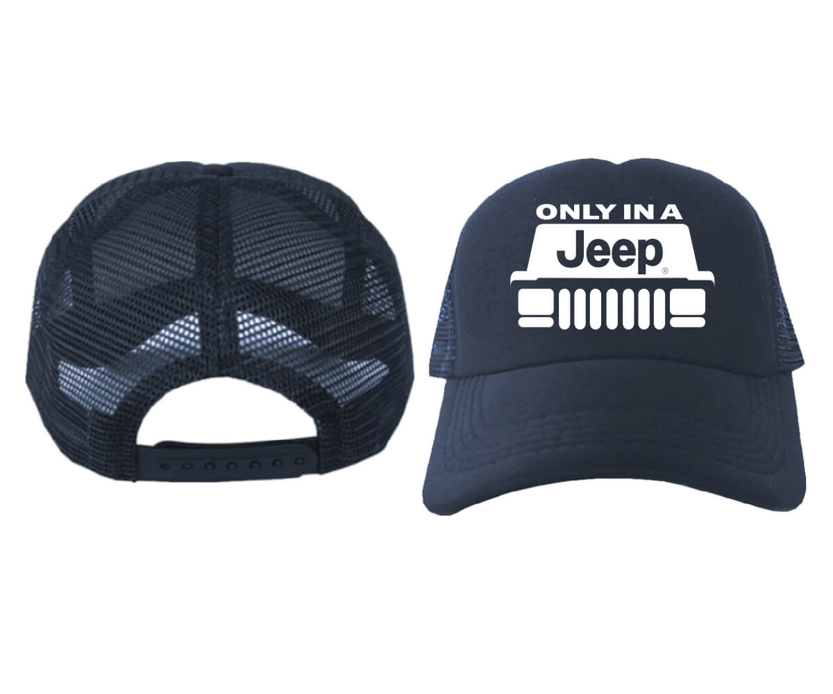 TRUCKER-ONLY-IN-A-JEEP-NAVY