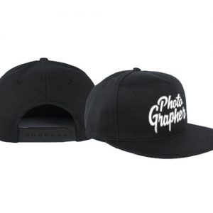 SNAPBACK-PHOTOGRAPHER-BLACK