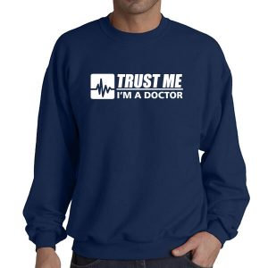 SWEATER-TRUST-ME-I_AM-A-DOCTOR-NAVY