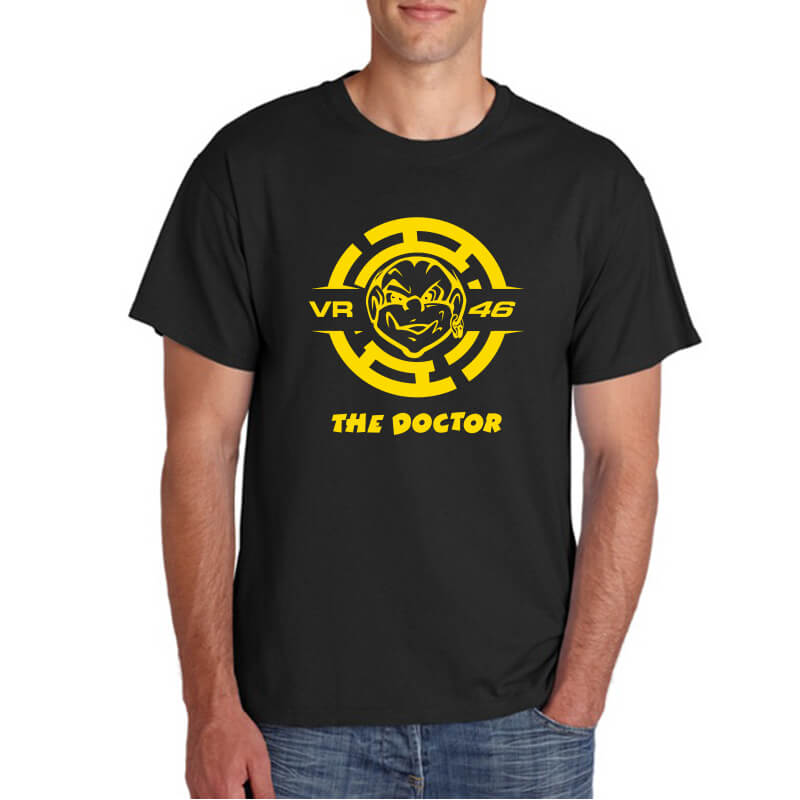T-SHIRT-THE-DOCTOR-2-BLACK-YELLOW