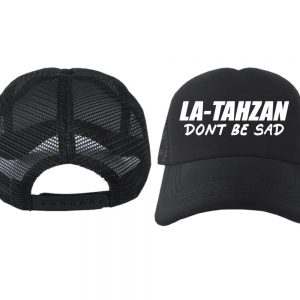 TRUCKER-LA-TAHZAN-BLACK