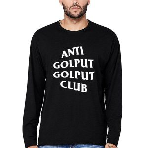 KAOS PANJANG ANTI GOLPUT CLUB
