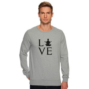 Jual Sweater Love Yoga