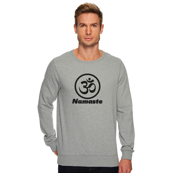 Jual Sweater Namaste Yoga