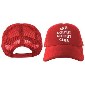 TOPI TRUCKER ANTI GOLPUT CLUB