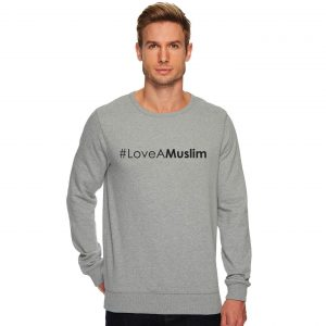 Jual Sweater Love a Muslim