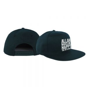 Jual Topi Snapback Allah Makes Me Happy