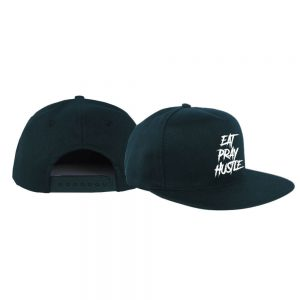 Jual Topi Snapback Eat Pray Hustle
